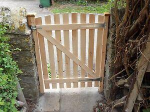 Softwood garden gates **custom sizes available**