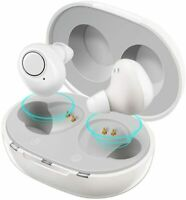 US Invisible Hearing Aids Rechargeable Digital Sound Voice Amplifier Mini in Ear