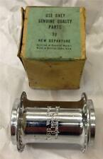 nos New Departure Model D chrome HUB SHELL in box 36 holes