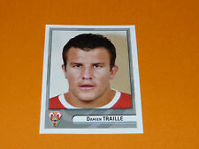 N°121 TRAILLE BIARRITZ BO PANINI RUGBY 2007-2008 TOP 14 CHAMPIONNAT FRANCE