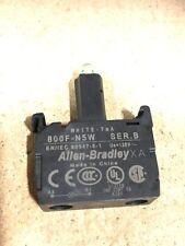 ALLEN BRADLEY 800F-N5R, SERIES B, LAMP MODULE, INTEGRATED LED, White