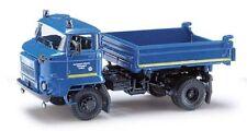 Busch 95506 - 1/87/h0 IFA l60 3sk pagine Kipper-THW Cottbus-NUOVO