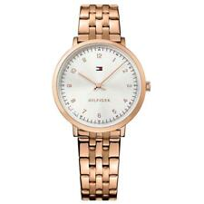 Tommy Hilfiger Sloane Rose Gold Plated Ladies Watch 1781760