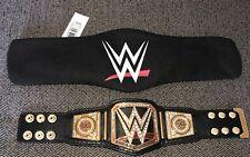 WWE MINI CHAMPION BELT WRESTLING BLING WRESTLER MINIATURE