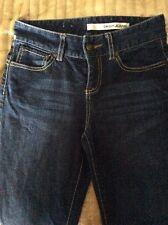 "Ladies DKNY Jeans Manhattan BOOTLEG SlimBLUE DENIM LADIES JEANS 26R W27"" X L32"