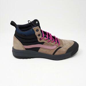 NEW Vans Ultrarange Hi DL MTE Portabella Ebony Skate Shoe Sneaker Men's Size 12