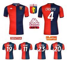 Camiseta Carrera Oficial Genoa 2019/20 Kappa Cualquier Criscito Perin Pandev