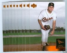 CHRIS SMITH (9x) 2001 UD PROSPECT PREMIERES RC MINT $20
