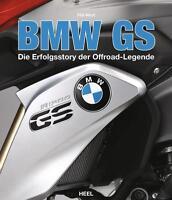 BMW GS Die Erfolgsstory der Offroad-Legende Motorräder Modelle Geschichte Buch