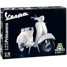 ITALERI 4633 Vespa 125 Primavera 1:9 Plastic Model Kit