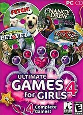 Ultimate Games for Girls 4 -bundle - PC