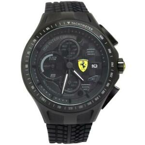 Genuine Ferrari Men's Watch 0830105
