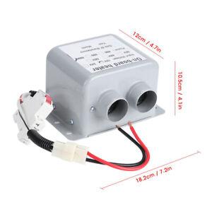 12V 800W Electric Car Heater PTC Ceramic Heating Fan Defogger Defroster Demister