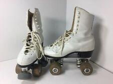 Douglass-Snyder Skates~Riedell 297R Boots 5 1/2~Command Free-Style Wheels