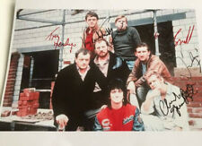 More details for auf wiedersehen pet signed photo signed by 5 jimmy nail