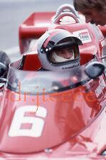 1976 SCHAEFER 500 Mario Andretti McLAREN - 35mm Racing Slide