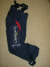 Belgian full length cycling bib longs (tights) : Size XL adult