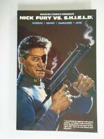 Nick Fury vs. SHIELD TPB SC 8.0 VF (1989 1st Edition)