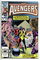 Avengers 275 Marvel 1987 NM- Ant-Man Wasp Captain America