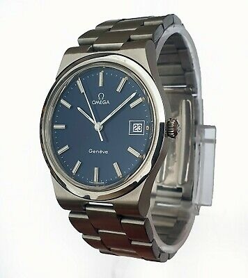 OMEGA Geneve watch.Manual wind 1030 movement. Ref 136.0103. Working & keep time.