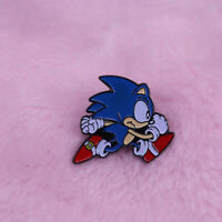 Sonic the Hedgehog Enamel Pin