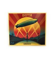 LED ZEPPELIN - CELEBRATION DAY [DELUXE EDITION] [2CD+DVD] CD VG Condition