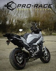 BMW S1000 XR 2020-2021 GP-RC1R SHORTY EXHAUST STAINLESS