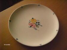 "Vintage Floral Poole Pottery Side Plate. 7""."