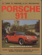 PORSCHE 911 Coupe (1963-1983) Carrozzeria, Meccanica & INTERIOR RIPRISTINO MANUALE