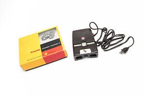 Vintage Kodak Kodaslide 3D Stereo Viewer II Tested & Working!