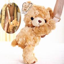 Kawaii Stuffed Ted Bear Shoulder Cross Body Bags Coin Purse Plush Toys Doll gift