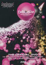 Eurovision Song Contest : Oslo 2010 (3 DVD)