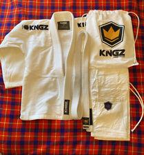 Women's Kingz Gi Set Size F5
