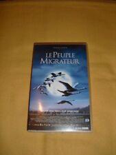 Le Peuple migrateur VHS Jacques Perrin