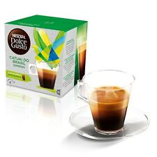 Dolce Gusto CATUAI DO BRASIL ESPRESSO Coffee Pods 16 makes 16 servings in UK now