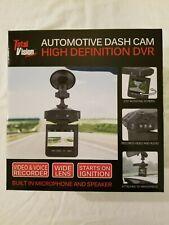 Total Vision Automotive Dash Cam, portable Dvr with 2Gb Optima Sd card