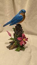 """Spring Welcome"" by Bob Guge The Danbury Mint Bird Figurine"