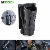 NEXTORCH Pouch Angle Rotatable Duable Belt Holder Tactical Flashlight Holster