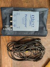 PicoTech PicoScope 2205A 25Mhz USB oscilloscope with probes and bag