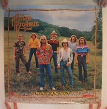 The Allman Brothers Band Poster Brothers Of The Road