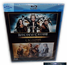 Snow White and & The Huntsman and & the Ice Queen Box [Blu-Ray] Deutsch(er) Ton