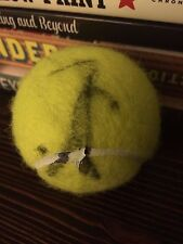 Angelique Kerber Tennis Us Open Champion Signed Us Open Tennis Ball!