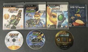 Ratchet Clank PS3 Lot