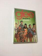 GLEE: SEASON 2, VOLUME 1 (DVD, 2011, 3-DISC SET) NEW & FACTORY SEALED