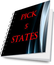 Tax Lien Certificate Tax Deed Tax Sale Guide PICK ANY 5 STATES!