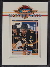 1993 Stadium Club Members Only Master Photo Ray Bourque Boston Bruins