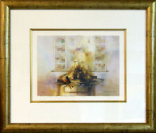 """Michael Gorban """"The Alchemist"""" Signed & Numbered Giclee on Paper, Still Life"""