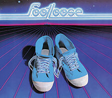 FOOTLOOSE Tim Feehan Canadian westcoast AOR reissue CD 1980 NEW RELEASE!