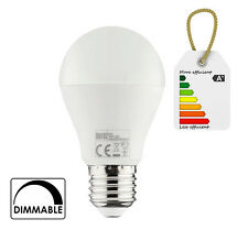 HOROZ Longlife Dimmable LED 10W Daylight 6400k Bulb Lamp Globe E27 Edison Screw