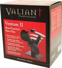 VALIANT VENTUM II - Eco Friendly Heat Powered Log Burner Stove Fan - FIR362
